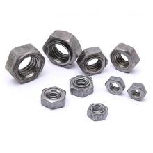 DIN985 Hexagon Lock Nut Screw Nut