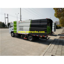 Dongfeng 6cbm Street Washing Trucks