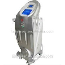 3 in 1 Elight IPL RF ND yag Laser multifunktionale Schönheitssalon Maschine Körper Schönheit Maschine CE