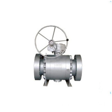 Cast baja Gear Ball Valve
