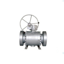 Cast Steel Gear Ball Valve