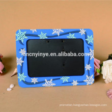wholesale Pvc rubber mini Magnetic Photo Frame