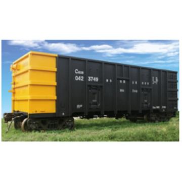 C80B 80t-Level Edelstahl Top-Open Wagon