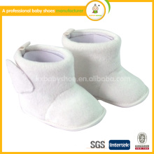 Winter Organic Cotton Thick Warm Baby Snow Shoes Soft Prewalker Boots For Newborns Baby
