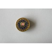 Badge de médaille, broche organisationnelle personnalisée (GZHY-CY-003)