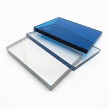 Folha de policarbonato sólido de placa de plástico 4 mm