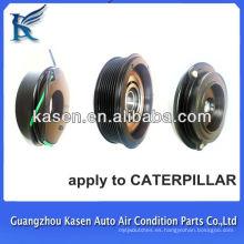 Auto parte del automóvil 24v 8pk piezas auto compresor embrague