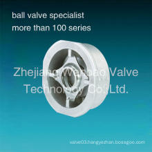 Pn40 Stainless Steel 316 Wafer Check Valve Price