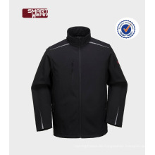 Outdoor Winter Softshell Polar Fleece Jacke Herren Softshell Jacke mit Kapuze