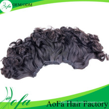 Cheap Price Natural Wave Hair Remy Human Hair Extension