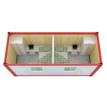 2 bedroom shipping homesflat pack container house