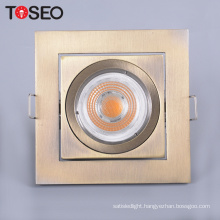 Recessed movable downlight mr16 adjustable recessed downlights housing fixtures