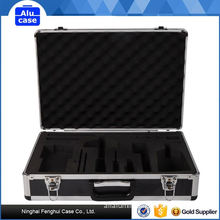 Hot sell high quality aluminum knife case