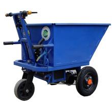 Mini camion à benne basculante de chariot électrique