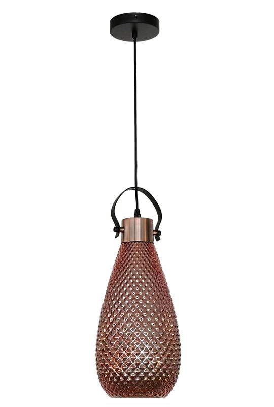 Modern Pendant Lamp Rose Gold