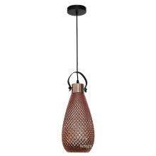 Lámpara colgante nórdica moderna Lámpara colgante creativa de vidrio