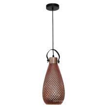 Nordic Modern Pendant Lamp Luz pingente de vidro criativo