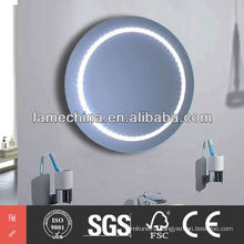 2014 Commercial mirror with light bulbs