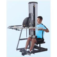 Multi double fonctionla formateur Lat Pulldown & assis aviron équipement de gymnastique équipement de gymnastique (9A023)