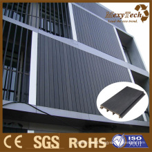 Wood Plastic Composite (WPC) Siding, Cladding, Building Exterior