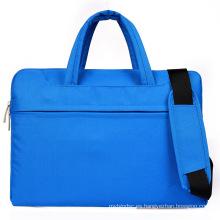 Zip Poliéster portátil Messenger Travel Bag