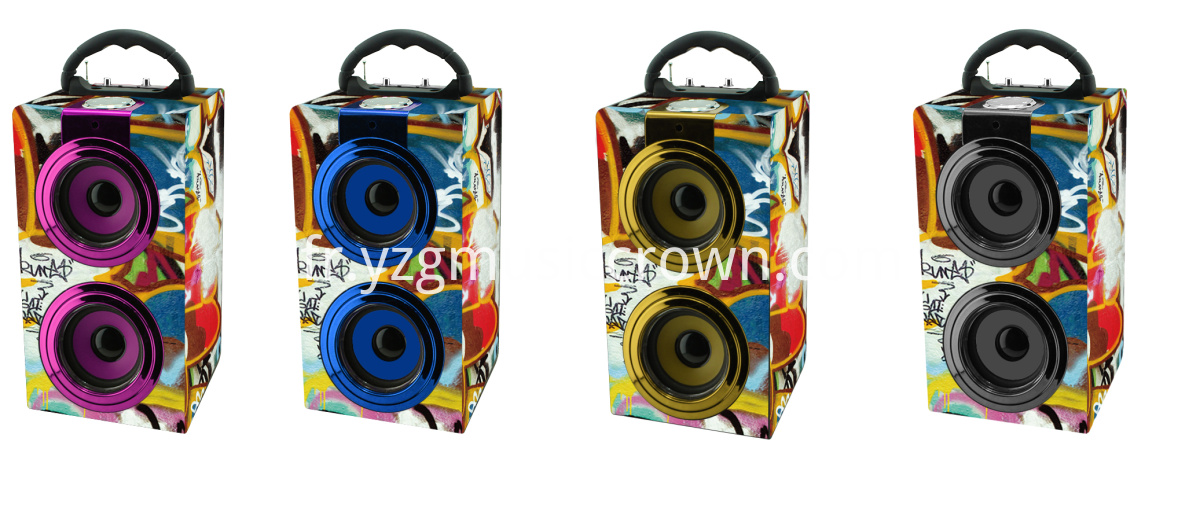 Popular Outdoor Speaker