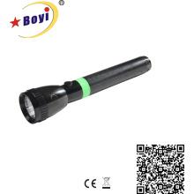 CREE 3W алюминиевый перезаряжаемый фонарик