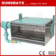 Four de souffle chaud de brûleur à gaz industriel E-20