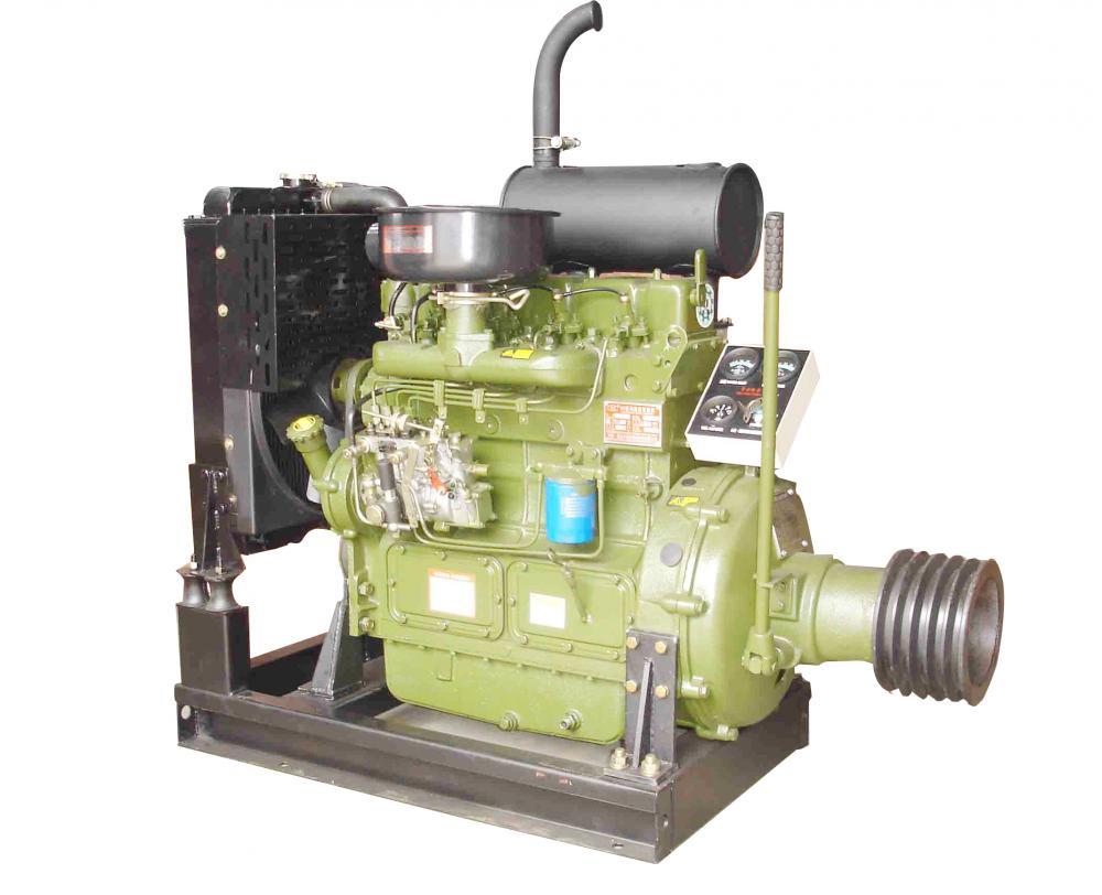 High Speed 65HP 495ZG Engine