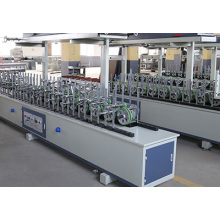 Woodworking Machine Cold Glue Profile Wrapping Machine