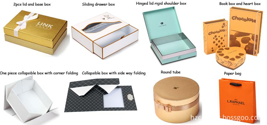 Box's style