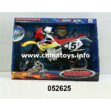 Plastic Toy Education Production DIY Motorcycle (052625)