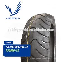 Scooter neumático 130 60 13 3.0-10, scooter neumático 90 / 90-12 130 / 70-12 elección de calidad