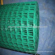 Malha de arame com revestimento de PVC