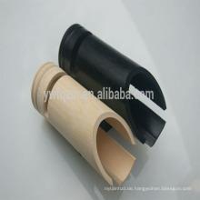 Neue ankunft multifunktionale bambus lautsprecher schreibtisch handyhalter