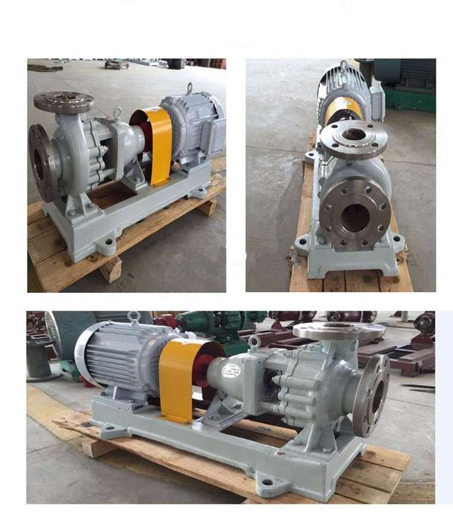 IR type explosion-proof corrosion-resistant insulation pump 5
