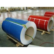 PVDF / PE с покрытием из алюминиевого сплава (GLAC-001)