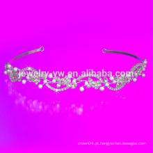 Fábrica de atacado cabelo acessórios Elastic Rope Headbands