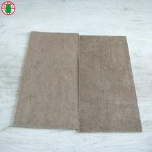 1220 * 2440 * 3 mm E1 grade panneaux durs