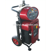 Professional polyurethane foam injection and pu spray foaming machine
