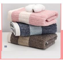Pure cotton adult Wash face towel bath towel