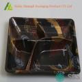 caja de bento desechable biodegradable
