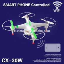 WIFI Controlled Mini RC Quadcopter Camera Video