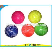 Высокое качество красочные продвижение высоких резиновых Облачно прыгающий мяч игрушка для малыша