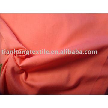 100% algodón teñido de tela de sarga Tencel función