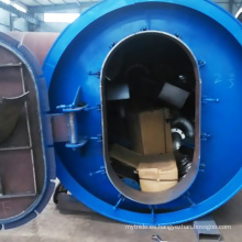 Máquina de trituración de neumáticos Lanning
