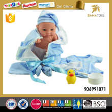 16 inch silicone child doll toy play set