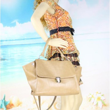 Fashion Ladies's Leather Handbags Suit For Any Season