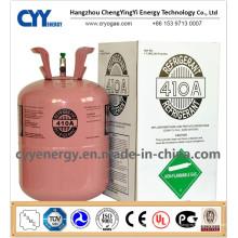 Gaz réfrigérant (R134A, R404A, R410A, R422D, R507) R410A