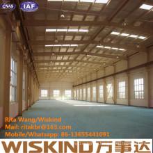 Single Span Steel Structure Warehouse/ Workshop Building, Portal Frame